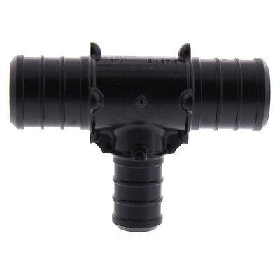 Viega 25pk 43443 Pureflow 34 X 34 X 12 Pex Crimp Reducing Tee - 80.1