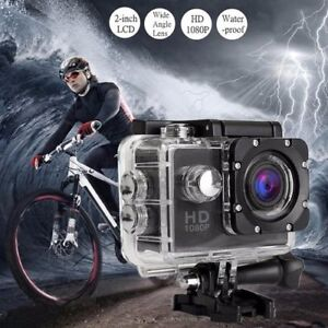 Diving 30 Meter Waterproof Camera Mini DVR Camcorder