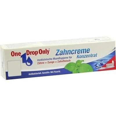 ONE DROP Only Zahncreme Konzentrat 25 ml