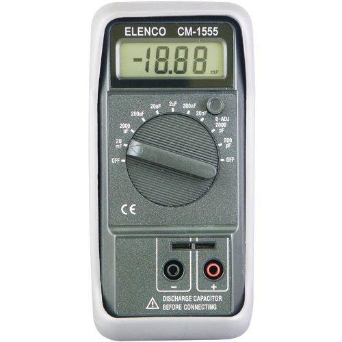 Elenco CM-1555 Digital Capacitance Meter