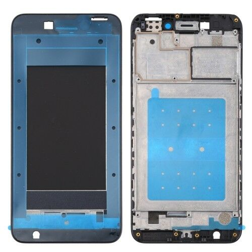 COVER FRAME CORNICE PER HUAWEI HONOR 6C PRO NERO DISPLAY VETRO JMM-L22 L09 L29