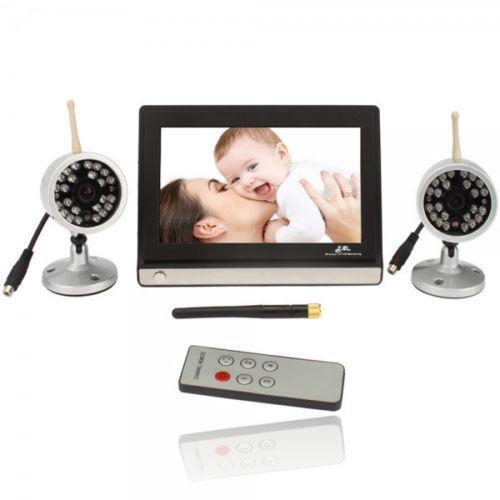 7 baby monitor ebay. Black Bedroom Furniture Sets. Home Design Ideas