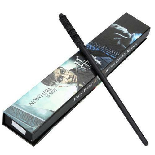 Harry potter wand free shipping ebay for Light up elder wand
