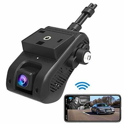 NEW JC200 Dual Dash Cam, Lncoon 3G/WiFi Car Dash Camera 1080P with 3G Live Video
