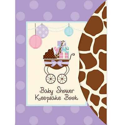 BABY SHOWER Modern Mommy KEEPSAKE BOOK ~ Party Supplies Favor Activity - Baby Shower Activities