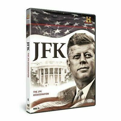 JFK: The JFK Assassination (DVD)