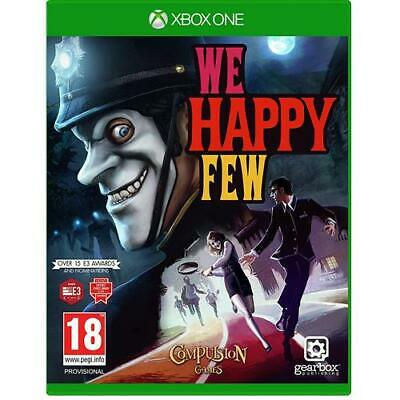 We Happy Few Xbox One Game NEW SEALED