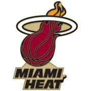 Miami Heat Pin