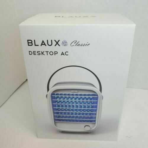 Blaux Classic Portable Desktop Air Conditioner Cooling Fan
