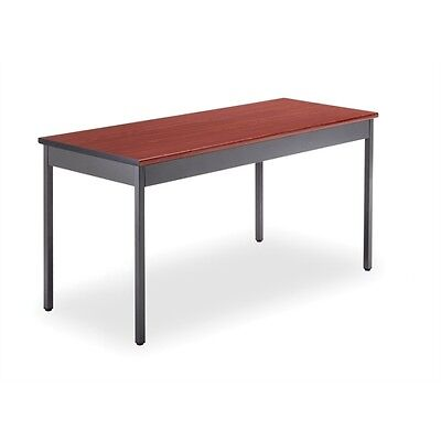 Ofm Utility Table 24 X 60 Cherry