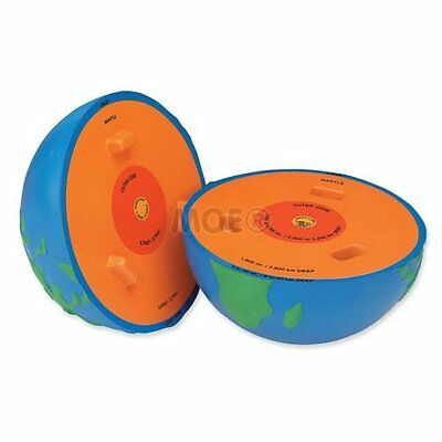 (Learning Resources Soft Foam Cross-Section Earth Model)
