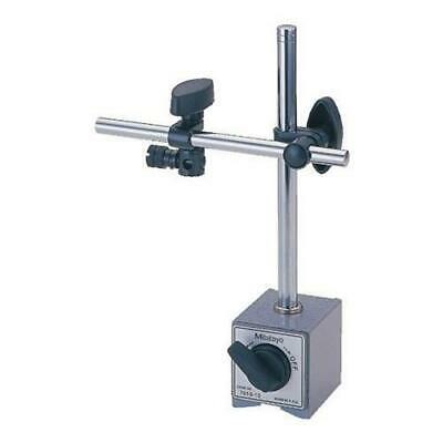 Mitutoyo 7010s Magnetic Base Stand With 6 Rod Universal Clamp