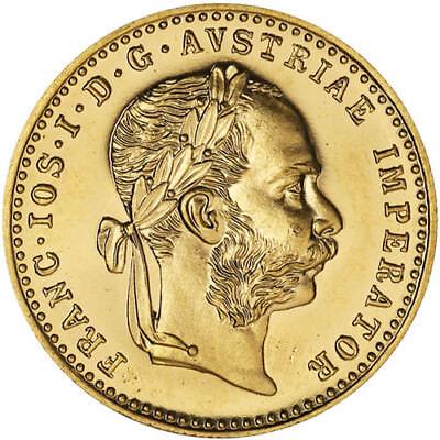 Купить 1 Ducat Austrian/Dutch Gold Coin (Varied Year, AU+)