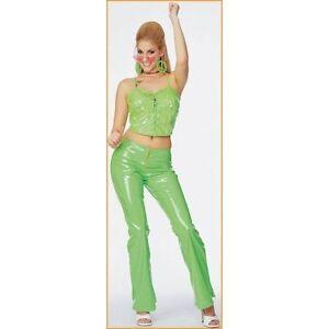 sexy Lime Disco Girl