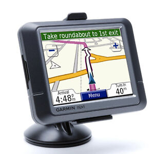 "------>  Garmin nuvi 255 3.5"" screen GPS -2018.20 map."