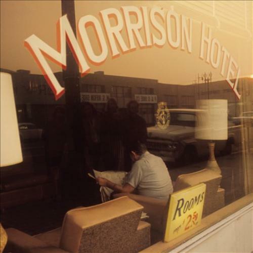 THE DOORS - MORRISON HOTEL ( LP 2 ) NEW VINYL