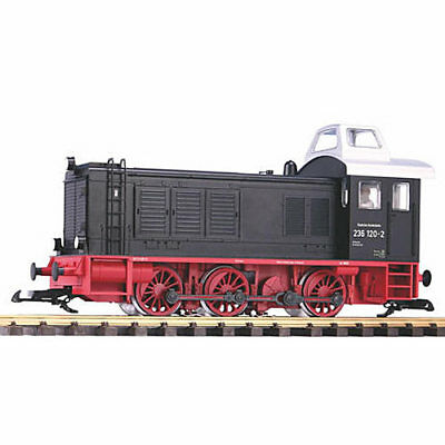 PIKO DB V36 Diesel Locomotive w/ Dome Cab Roof III G Gauge 37532 for sale  Shipping to Ireland