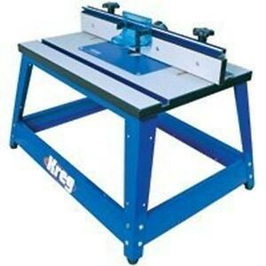 Router table ebay kreg router table greentooth Choice Image