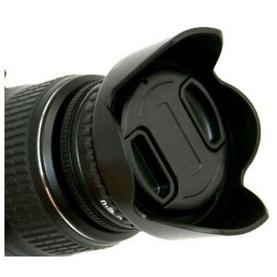 Tulip Flower Lens Hood For Nikon coolpix P900 Digital camera  shade p 900 P950