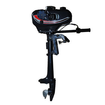 Outboard motor boat engine 2 stroke 2 5kw 3 5hp with water for Hangkai 3 5 hp outboard motor manual
