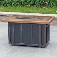 Gas Fire Table - **Brand New In Box**