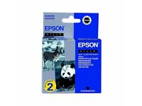 Epson C13T050142 Black Ink Cartridges Twin Pack (EXPIRED)