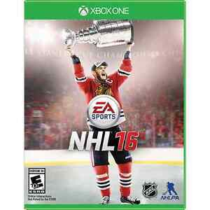 NHL 16 xbox one for sale.