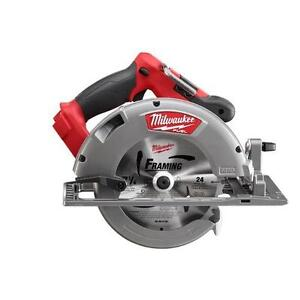 Milwaukee 7-1/4 M18 Fuel Circular Saw - Tool Only