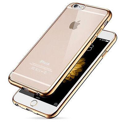 Estuches Funda Oro Plata Rosa Fino Accesorios Case Cover Para Iphone 8   8 Plus