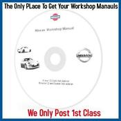 Nissan Micra Workshop Manual