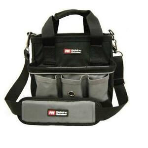 """McGuire-Nicholas 10"""" Tool Tote with Shoulder Strap - New Stock"""
