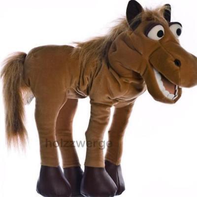 Living Puppets Handpuppe Pferd Helge  Neu