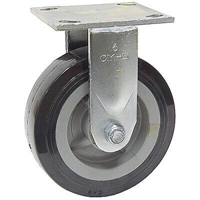 6 Rigid Plate Caster 1-2806-r