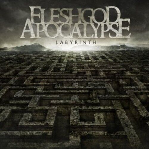 Fleshgod Apocalypse - Labyrinth [New CD]