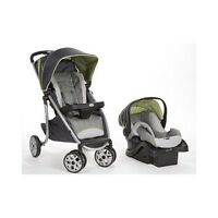 Stroller and car seat Travel System - Safety 1sr
