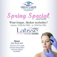 Spring Special on Cosmetic Treatments in Brantford