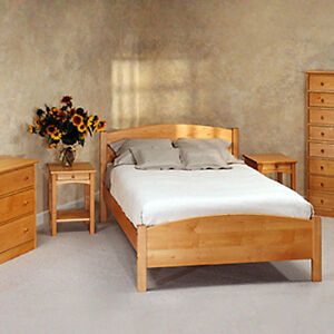 Looking for maple or pine bedroom set!