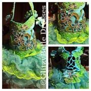 Glitz Pageant Dress 4T