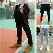 Low Crotch Pants