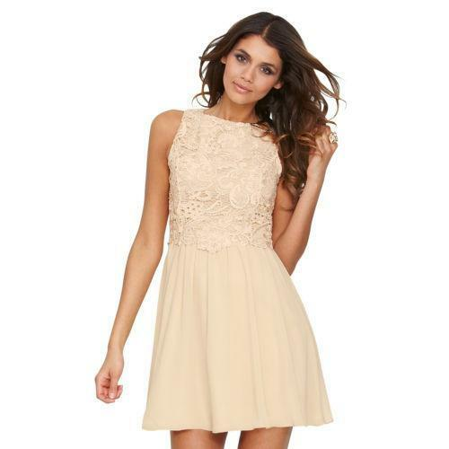 36290984342 Little Mistress Lace Dress