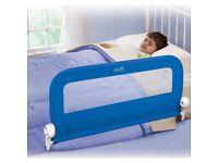 Summer Infant Blue Single Bedrail