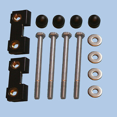 Front Bumper Fixing Bolts Kit STAINLESS STEEL Land Rover Defender 90 110 130