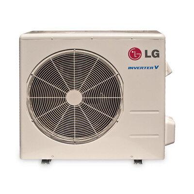 LG LSU307HV2 30,000 BTU Ductless Single Zone Air Conditioner/Inverter Heat Pump