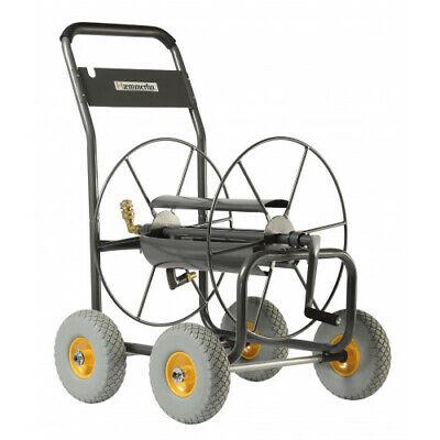Haemmerlin Professional Four Wheel Hose Trolley 110m 3/4