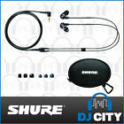Shure Headphones with Noise Cancellation