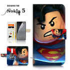 Superman Superman Cases, Covers and Skins for Nokia 5