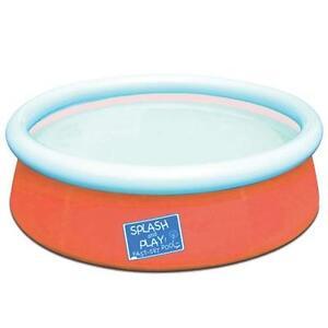 Portable swimming pool ebay for Koi in paddling pool