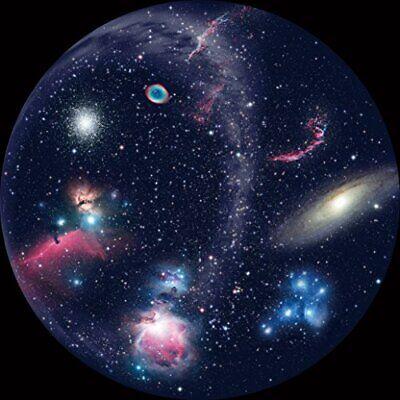 HOMESTAR Home Planetarium Additional DISK Galaxy nebula cluster Version Japan