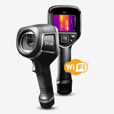 Flir E6-xt Infrared Camera With Extended Temperature Range Msxwi-fi