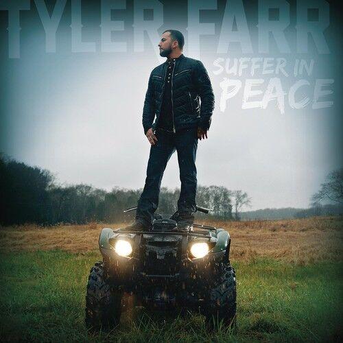 Tyler Farr - Suffer in Peace [New CD]